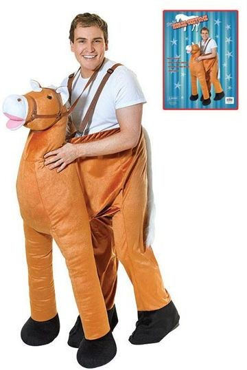 Horse. Step In Fancy Dress Costume