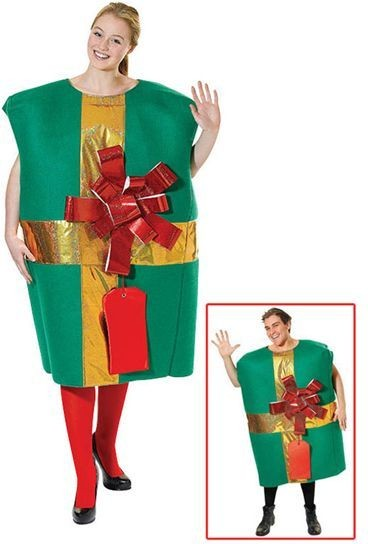 Christmas Present Fancy Dress Costume
