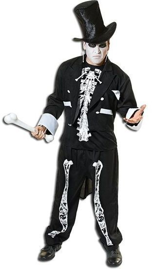 Witch Doctor Fancy Dress Costume
