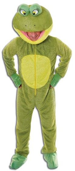 Frog. Big Head Fancy Dress Costume