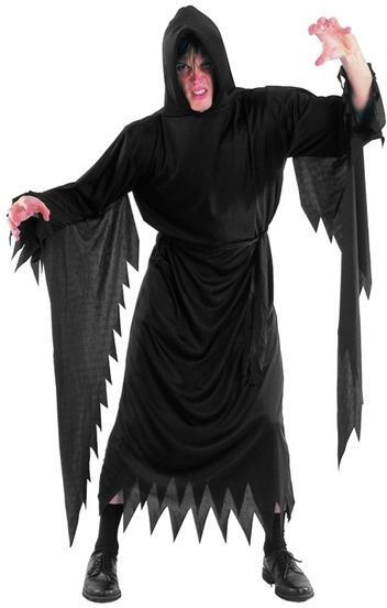 Demon/Scream Adult Fancy Dress Costume