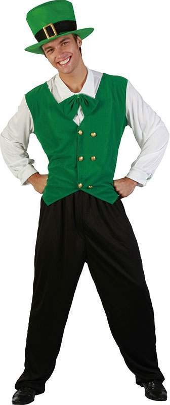 St Patricks. Male Fancy Dress Costume