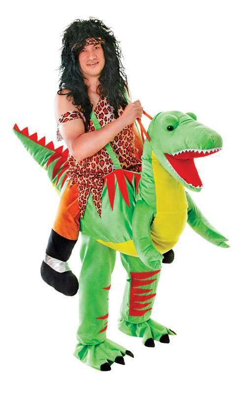 Dinosaur Step In Fancy Dress Costume