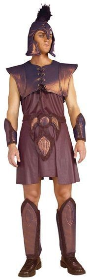 Greek Warrior Fancy Dress Costume