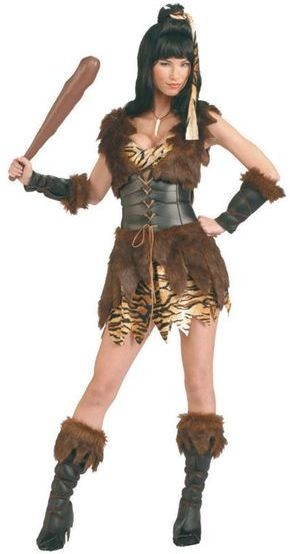 Cave Cutie Fancy Dress Costume