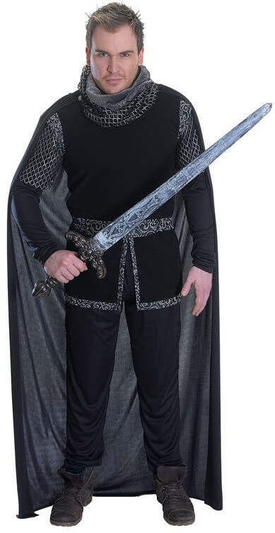 Mens Sheriff Of Nottingham Fancy Dress Costume