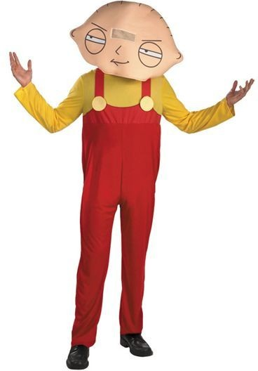 Stewie (Family Guy) Fancy Dress Costume