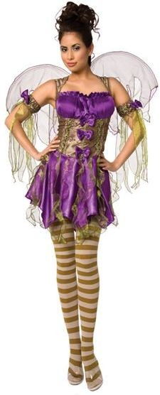 Beaux Fairy Fancy Dress Costume