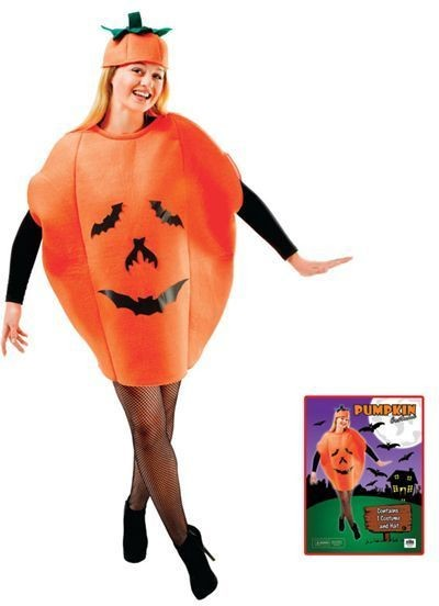 Pumpkin Fancy Dress Costume