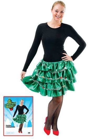 Xmas Skirt (Christmas Fancy Dress)