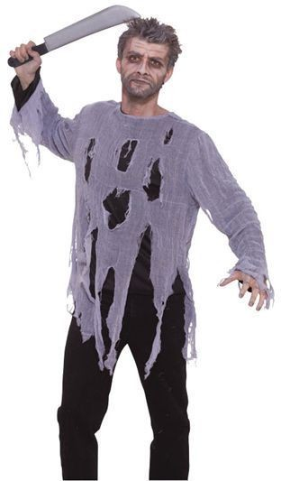 Zombie Shirt (Halloween Fancy Dress)