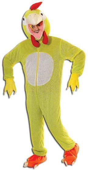 Chicken . Big Head Fancy Dress Costume