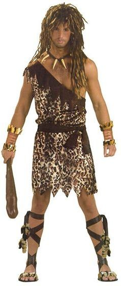 Cave Stud Fancy Dress Costume