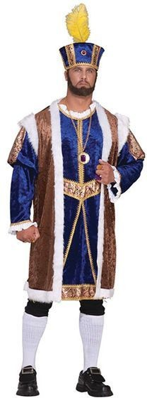 Henry The 8Th Fancy Dress Costume