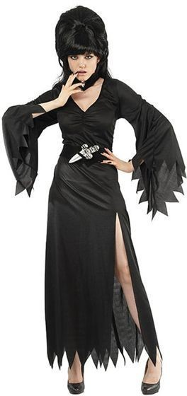 Daughter Of Darkness Fancy Dress Costume