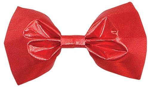 Bow Tie. Best. Red (Clowns Fancy Dress)