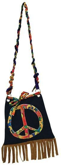 Hippy Handbag (1960S Fancy Dress)