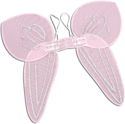 Angel Wings. Adult Pink (Christmas Disguises)