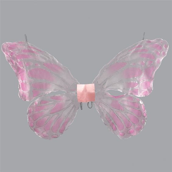 Floating Butterfly Wings. Jumbo (Animals , Fairy Tales Fancy Dress Disguises)