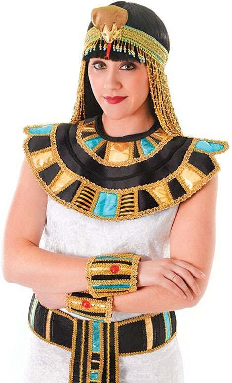 Egyptian Collar (Egyptian Fancy Dress Disguises)