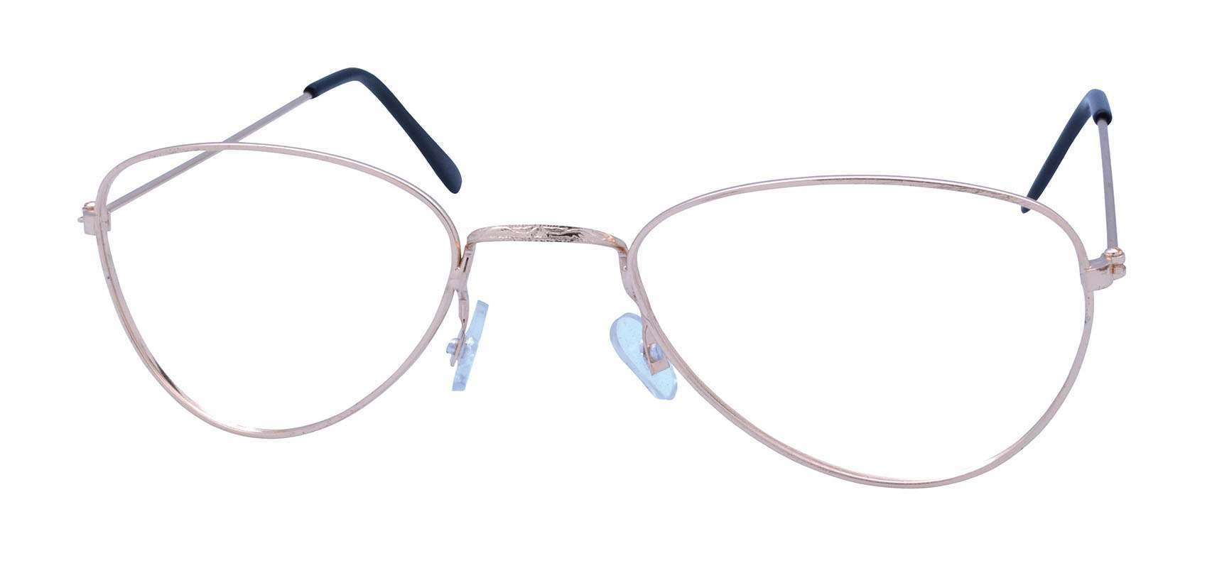 Novelty Old Lady Glasses (No Lens)