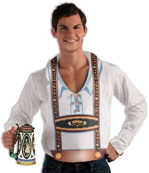 Oktoberfest (Cultures , Hen & Stag Fancy Dress Disguises)