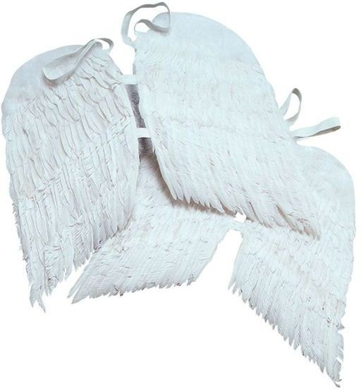 "Angel Wings Large Feather 36"" (Christmas Disguises)"