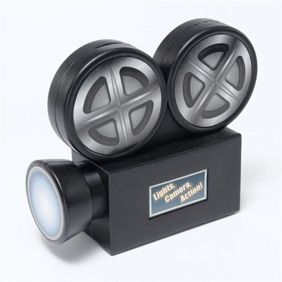 Movie Camera (Film Fancy Dress Decorations)