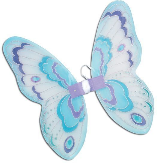 Carnival Wings Blue Jumbo (Animals , Fairy Tales Fancy Dress Disguises)