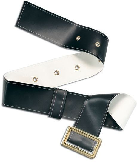 Belt. Deluxe Wide. Big Buckle (Pirates , Christmas Fancy Dress)