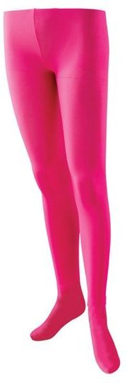 Ladies Tights. Pink (1980S Fancy Dress Tights)