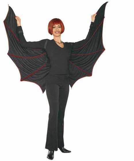 Velvet Bat Wings (Animals , Halloween Disguises)