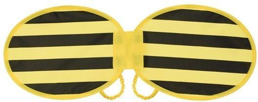 Bumble Bee Wings (Animals Fancy Dress Disguises)