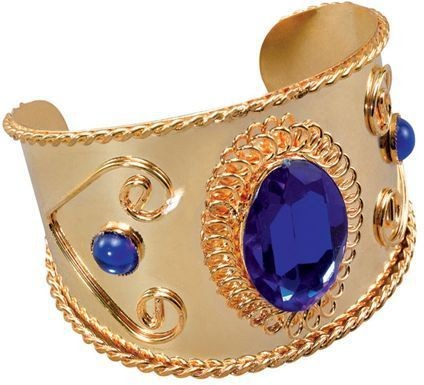 Cleopatra Bangle (Egyptian , Roman Fancy Dress Jewellery)