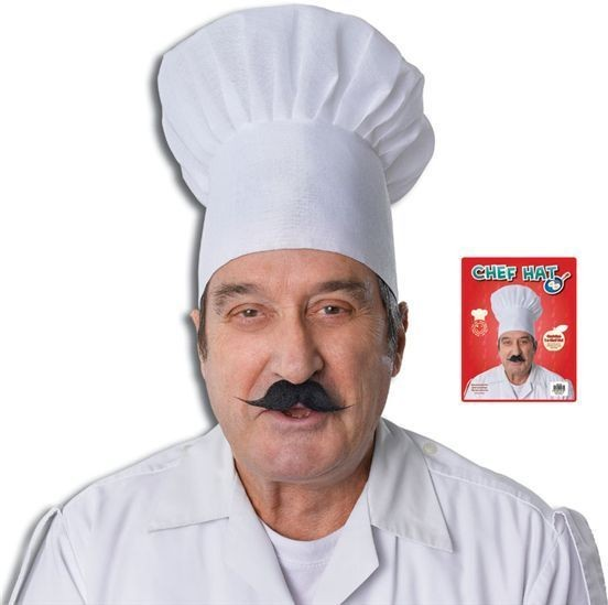Chef Hat (Cultures , French Fancy Dress Hats)