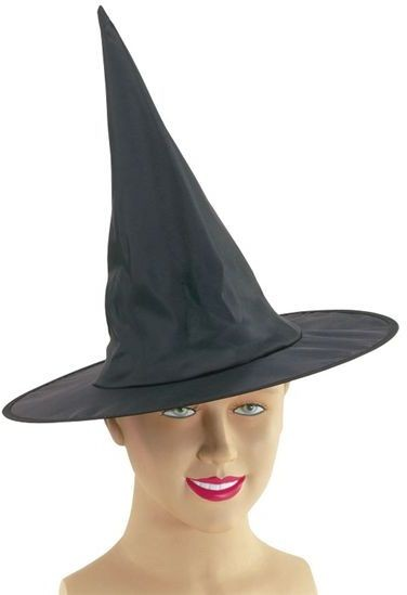 Witch Hat Satin. Child Size (Halloween Hats)