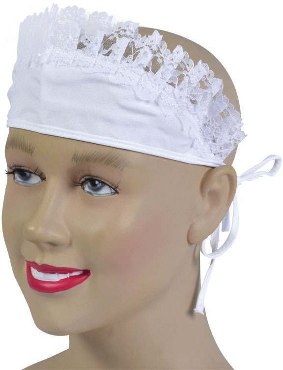 French Maid Hat (French Fancy Dress Hats)