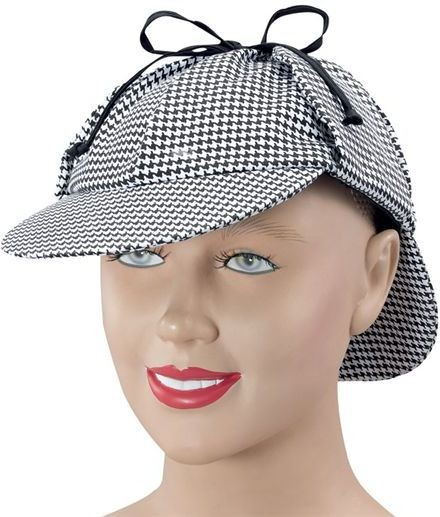 Sherlock / Detective Hat (Tv Fancy Dress Hats)