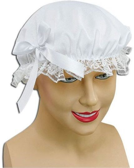 Victorian Maid Cap (Old English , Medieval Fancy Dress Hats)