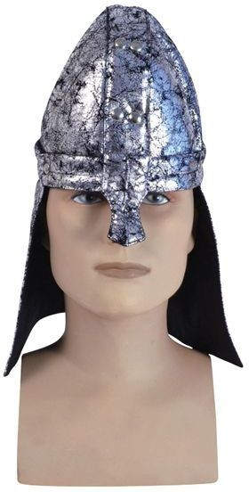 Crusader Helmet. Soft (Greek , Roman Fancy Dress Hats)