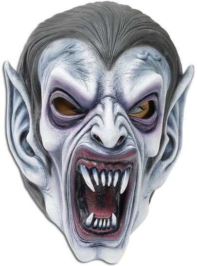 Vampire Mask (Halloween Masks)