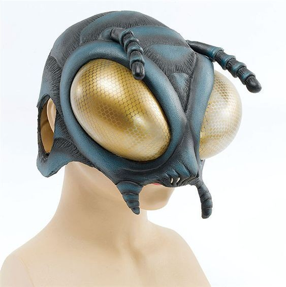 Fly Mask (Animals , Halloween Masks)