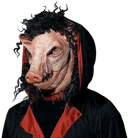 Saw Pig (Film , Halloween Masks)