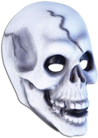 Skull Mask (Full Overhead) (Halloween Masks)