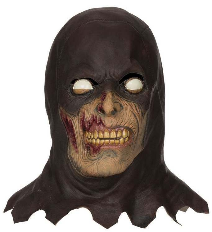 Adult Deluxe Executioner Mask Halloween Fancy Dress Accessory
