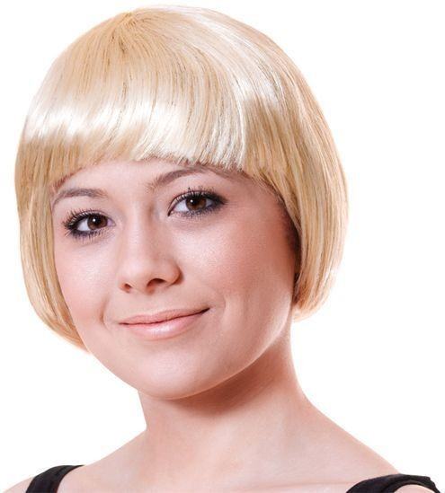 China Doll Blonde Budget Wig (1920S Fancy Dress Wigs)