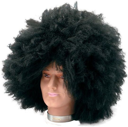 Jumbo Hendrix Afro Wig. (1970S , 1980S Fancy Dress Wigs)
