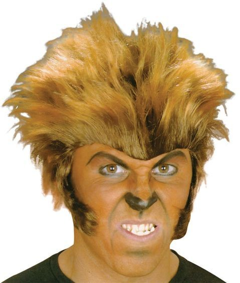 Wolfman Wig (Fancy Dress Wigs)