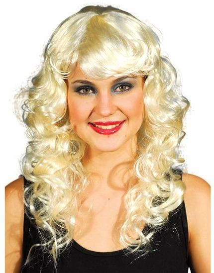 Nicole. Blonde (Fancy Dress Wigs)