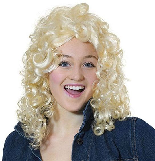 Country & Western Diva (Fancy Dress Wigs)